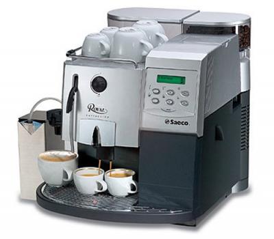 Superautomata kávégép tejhabosítóval 1.