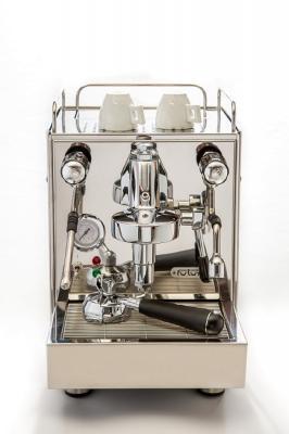 Egyfejes kézi indításu félautomata kávéfőzőgép 1.